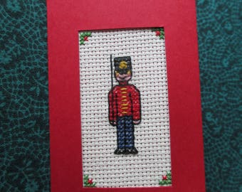 Gift Card Toy Soldier