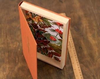 "Hollow Book Treasure Box Sherlock ""Golden Details"", Secret Hideout"