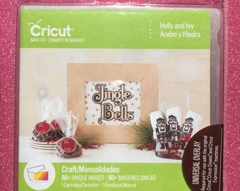 Holly and Ivy Cricut Cartridge--NEW!!