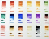 Custom - Choose Any 3 - Handmade Watercolor Paint