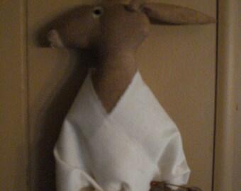 Primitive Early Homestead Rabbit