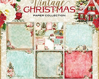 Blue Fern Studios Vintage Christmas Collection - FREE SHIPPING