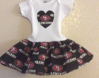 San Francisco forty Niners baby