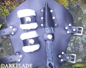 Field Surgeon's Vambrace for Larp, Cosplay and Costume