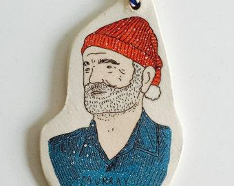 Bill Murray Christmas decoration