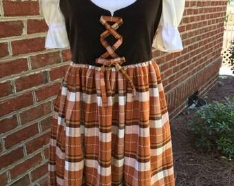 Highland Dance Solo Choreography Dress - Scottish Dance Solo Choreo Outfit