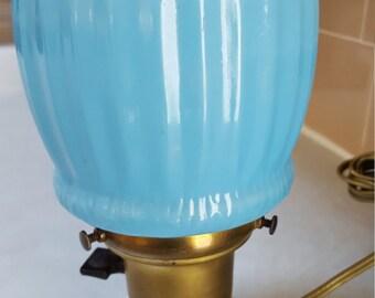 Vintage Blue Mini Light