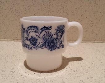 Blue Onion Mug