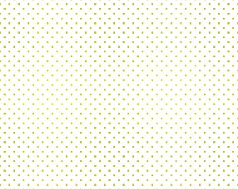 Swiss Dots - C660-32 Lime