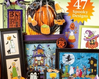 Just Cross Stitch 2014 Special Halloween Issue
