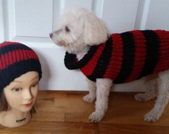 Matching Dog Sweater Etsy