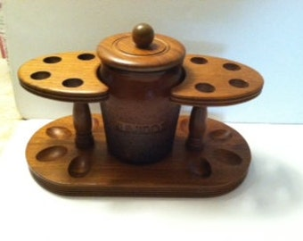 how to make a pipe tobacco humidor