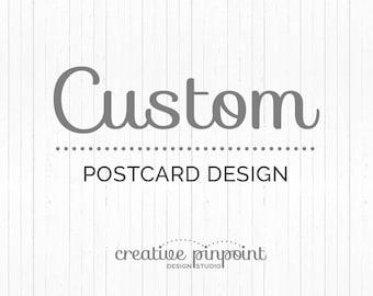 Custom Postcard Design - Custom Mailer