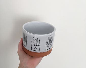 Hands Planter - Large