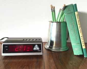 Retro Timex Digital Alarm Clock