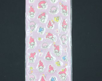 My Melody Stickers 2004