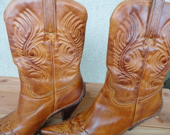 Charlie Horse Boots