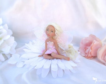 OOAK Fairy Onaé / OOAK doll / Art doll / Collector Figurine