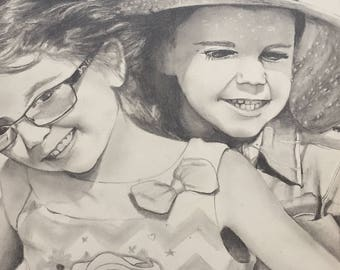 Custom Children's Portrait