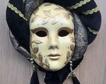 Venetian Mask - Modern Wall Decoration - Masquerade Ball - Modern Interior Decor With Exotic Masks - Hanging Masks