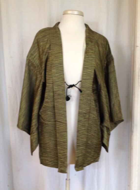 Black Kimono Jacket
