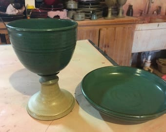 READY TO SHIP Chalice & Paten