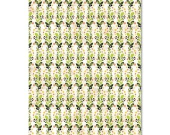 Love Garden Wrapping Paper   Made in Australia