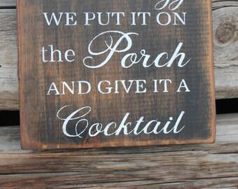 Porch Signs Etsy