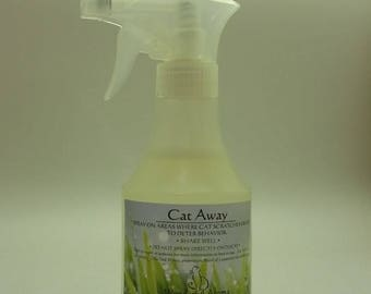 Cat Away Spray:  Stop the cat from scratching your treasures!