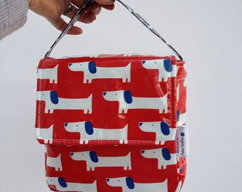 Child Insulated Lunch Bag - Choice of fabrics