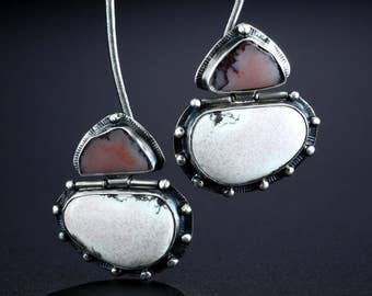Datolite Earrings