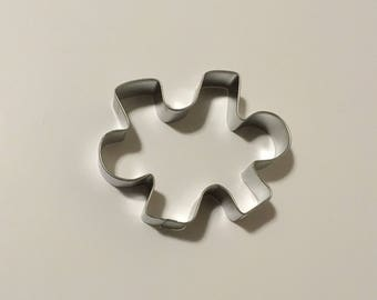 "4"" Puzzle Piece Cookie Cutter (Style #2)"