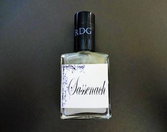 Sassenach Perfume Spray or Oil  1/2 oz. -  Claire Perfume, Claire Perfume, Celtic Perfume