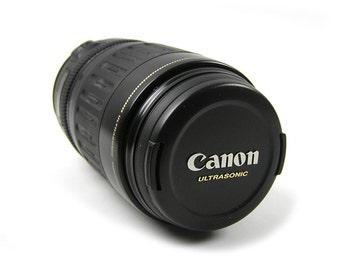 Vintage 1990s Canon EF 100-300mm f/4.5-5.6 USM Telephoto Zoom Lens
