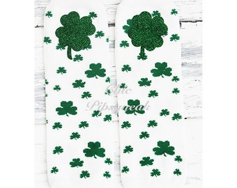 Shamrock Leg Warmers, Baby Leg Warmers, Girls Leg Warmers, Toddler Leg Warmers, Kids Leg Warmers, Saint Patrick's Day, First St Patty's Day