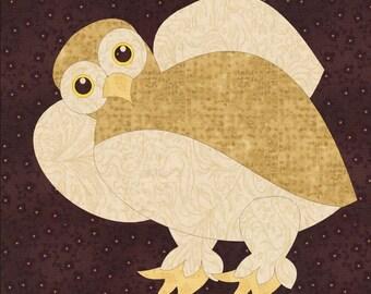 Woolie Owl