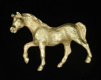 Horse Pin Vintage by Napier