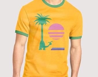 Dexio Exeggutor Alola Vacation - T-Shirt