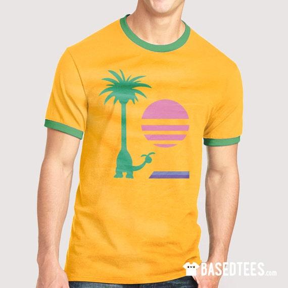 Palm Tree Vacation - T-Shirt