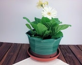 Large Green flower pot fo...