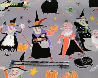 Hagatha's Halloween by Alexander Henry Fabrics 7782A