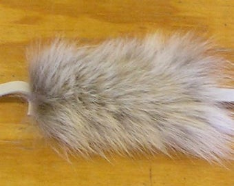Coyote Fur Bracelet