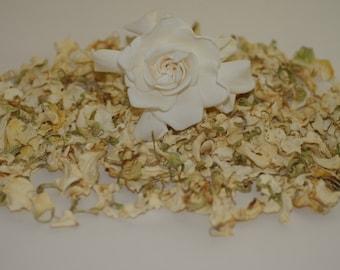 Dried Gardenia Petals