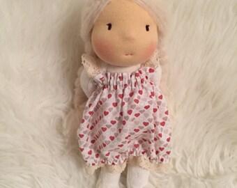 Lili Handmade Waldorf Doll 30cm (12inch)