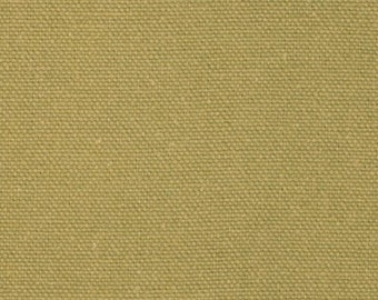 "Khaki Duck Cloth 60"" Wide By The Yard 9.3 oz"