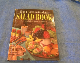 Better Homes and Gardens Salad Book, c. 1958