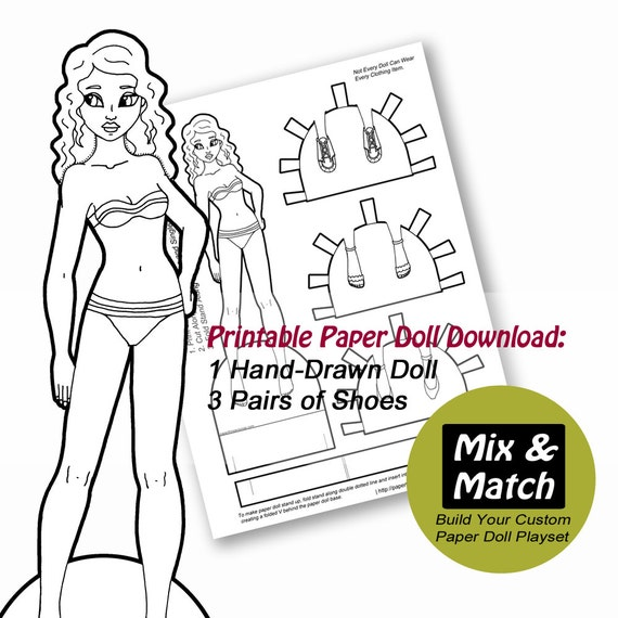 Afro American Doll Coloring PagesAmericanPrintable Coloring