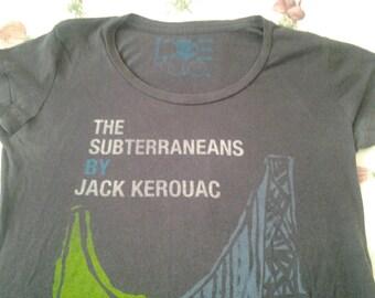 Jack Kerouac tshirt