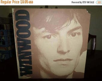 Save 30% Today Vintage 1972 Vinyl LP Record Set Winwood Steve Winwood Two Record Set Excellent Condition 6692