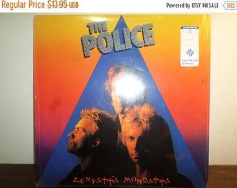 Save 30% Today Vintage 1980 Vinyl LP Record Zenyatta Mondatta The Police Excellent Condition In Shrink 10924